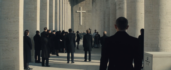 Spectre James Bond Funeral