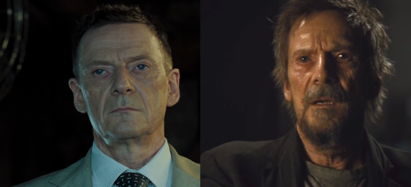 Spectre James Bond Mr White Transformation