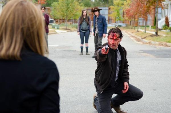 The Walking Dead Try