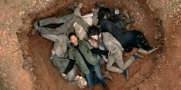 Walking Dead conquer