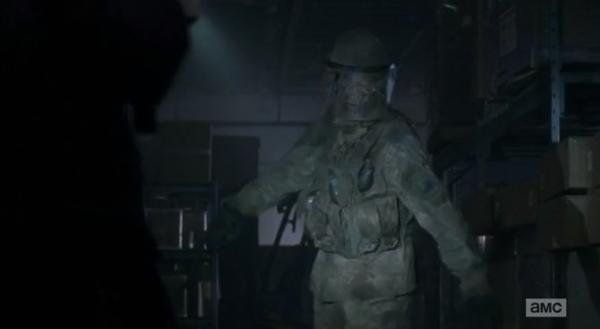 Walking Dead Spend Armored Walker