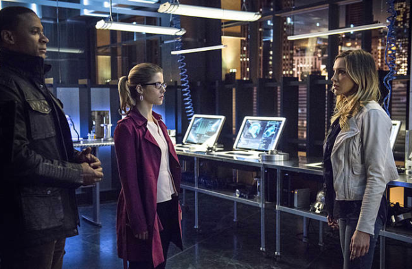 Arrow Al Sah Him Diggle Laurel Felicity