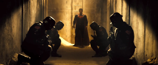 Batman V Superman Army of Steel