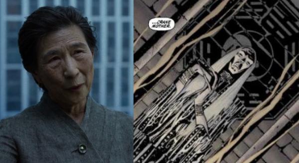 Crane Mother Madame Gao