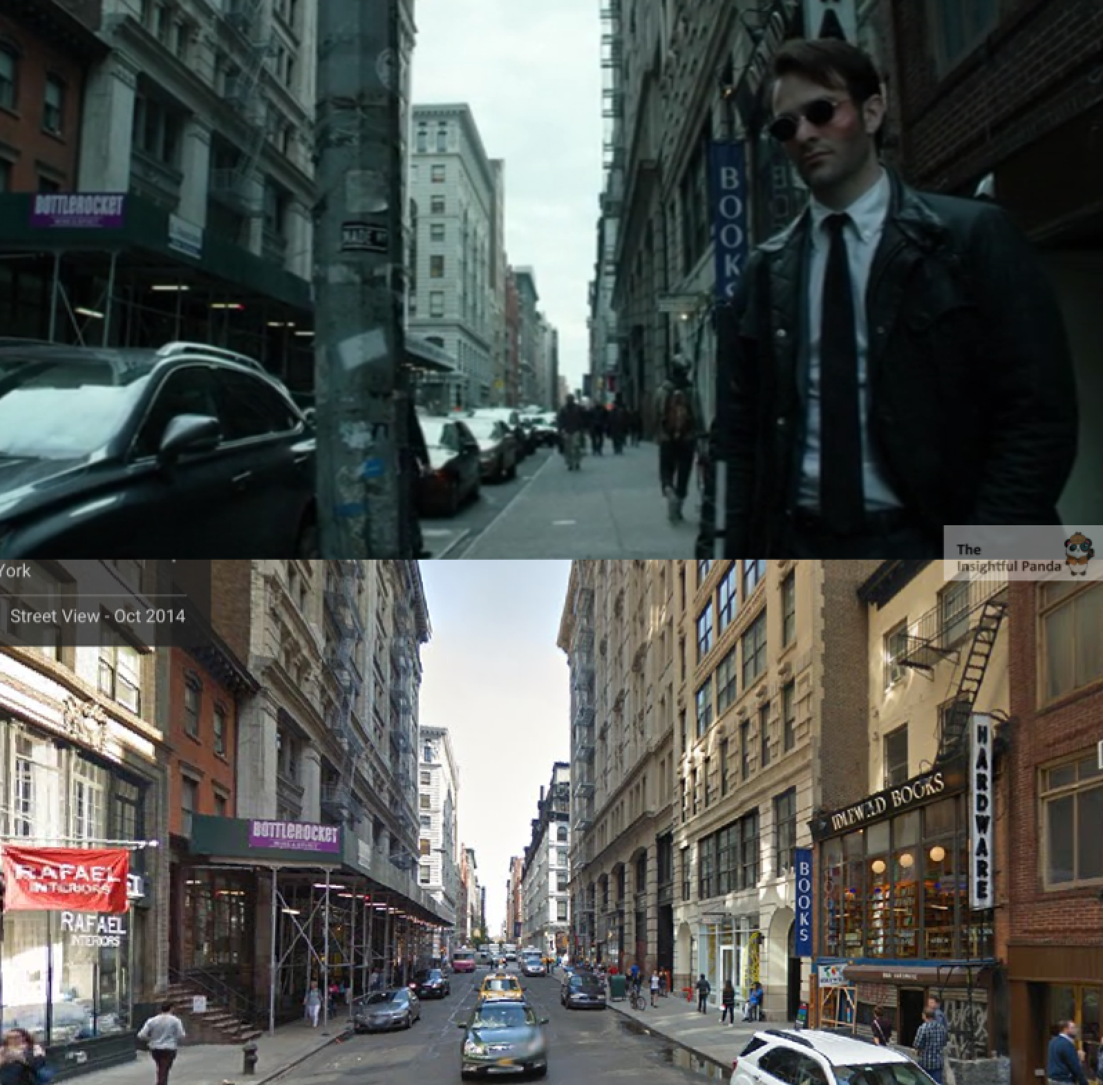 Marvel's Daredevil – Fact Vs Fiction: Recreating Hells ...