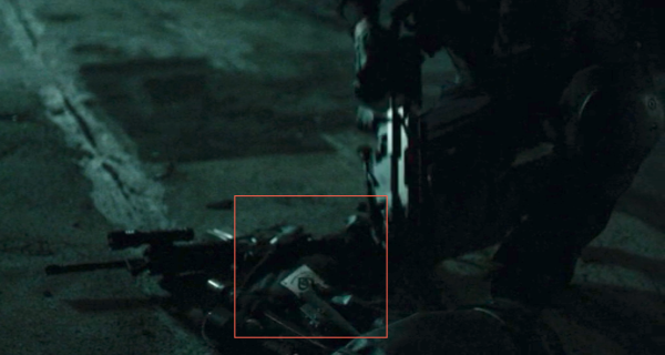 Daredevil Easter Egg Mystery Sniper