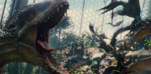 Jurassic World Indominus Rex 2