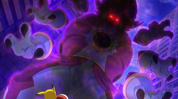 Pokemon Hoopa Unbound Movie