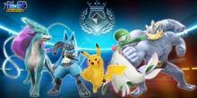 Pokken-Tournament-Suicune-Pikachu-Gardevoir
