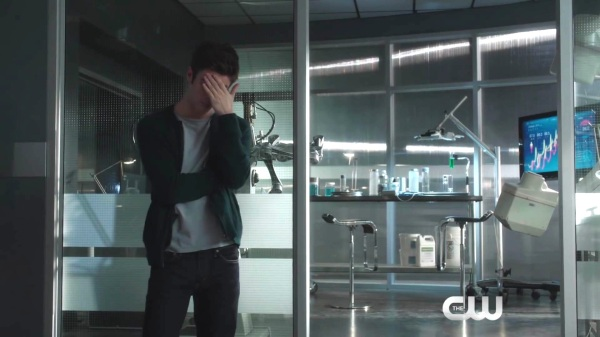The Flash All Star Team Up Facepalm