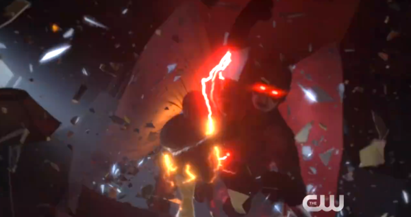 The Flash Tricksters fight