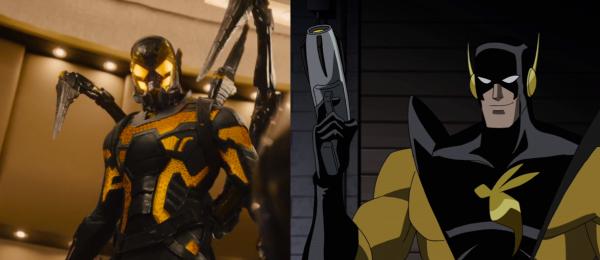 Yellowjacket Antman