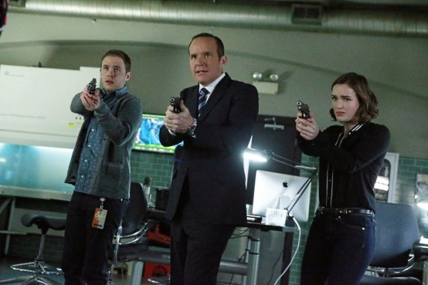 Agents of SHIELD SOS