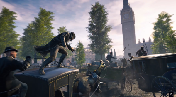 Assassins Creed Syndicate Chase