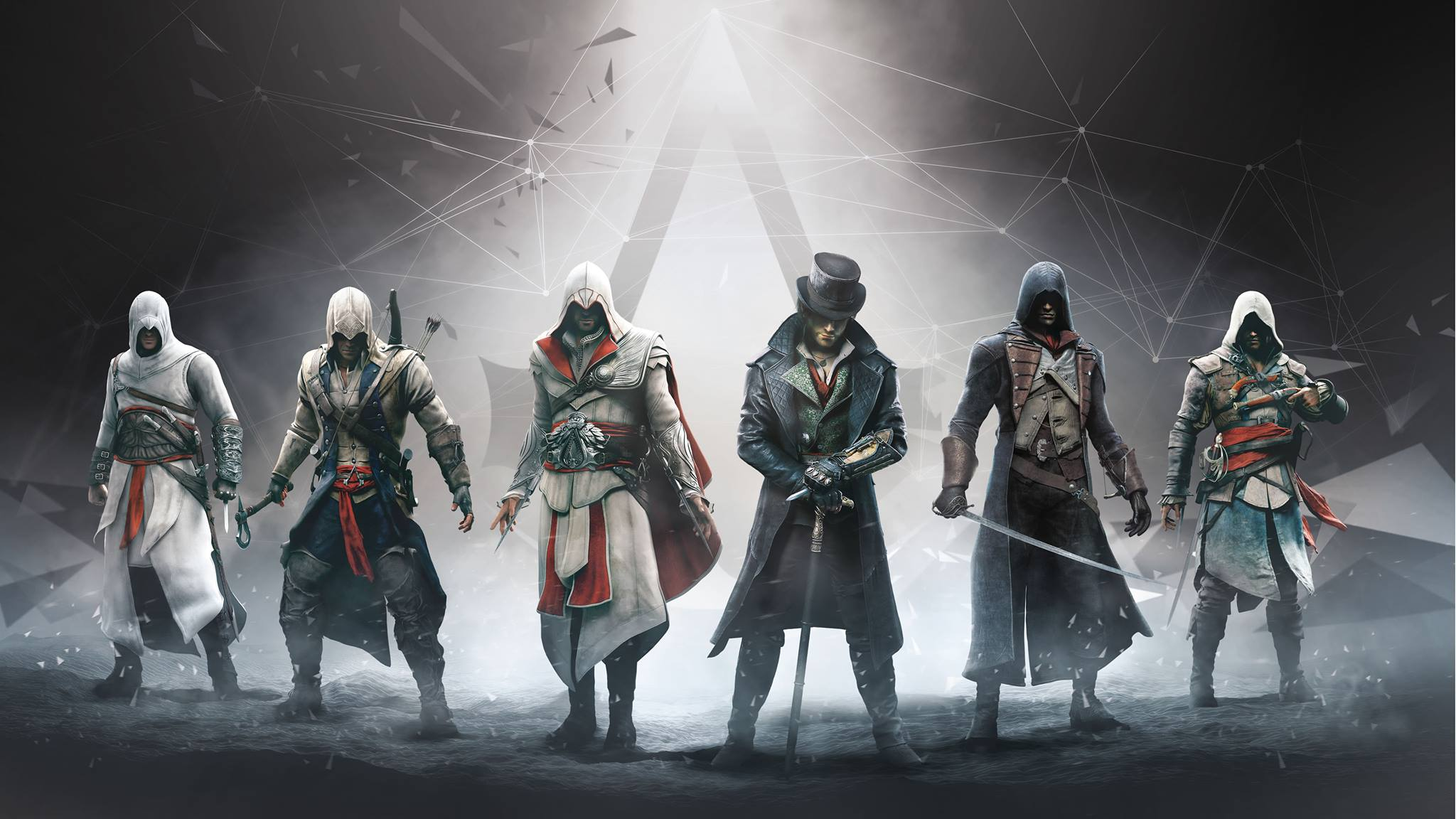 Assassin S Creed Changing Disclaimer Frank G Bosman