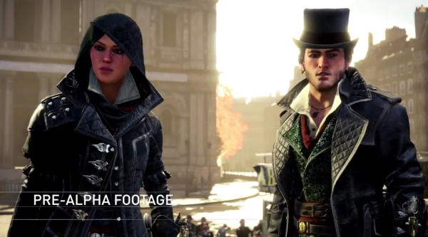 Assassins Creed Syndicate Jacob & Evie