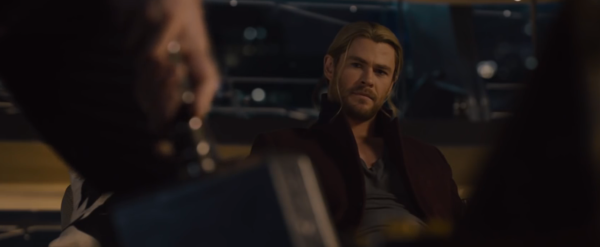 Thor Hammer Uh Oh Captain America