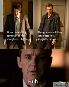 Agents of SHIELD Taken Memes