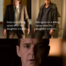 Agents of SHIELD Taken Memes