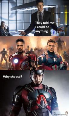 The Arrow DC Atom Meme 2
