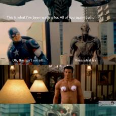 Not Another Teen Avengers Movie Meme