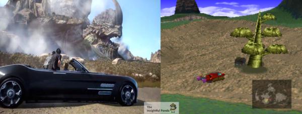 Final Fantasy XV VII