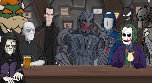 How Avengers Age Of Ultron Should Have Ended Part 1 Villain Pub