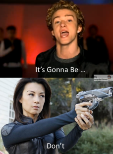 Its Gonna Be Agent May Meme