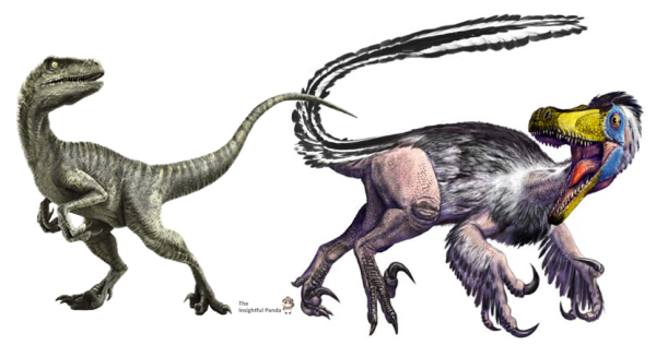 Jurassic World Raptor Comparison