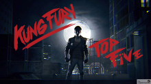 Kung Fury Top 5