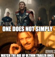 Avengers LOTR