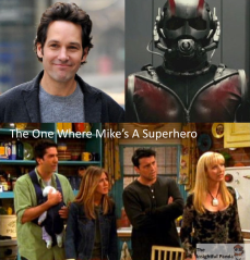 Friends Ant-Man Meme