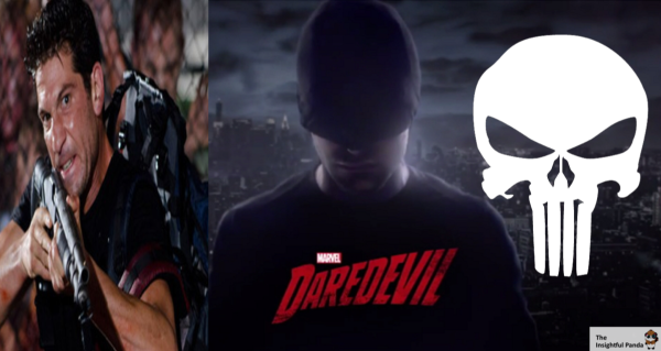 The Punisher Daredevil Netflix