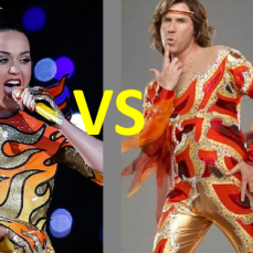 Who wore it better? - Bam Bam Bigelow & Katy Perry Or Chazz Michael Michaels & Emboar