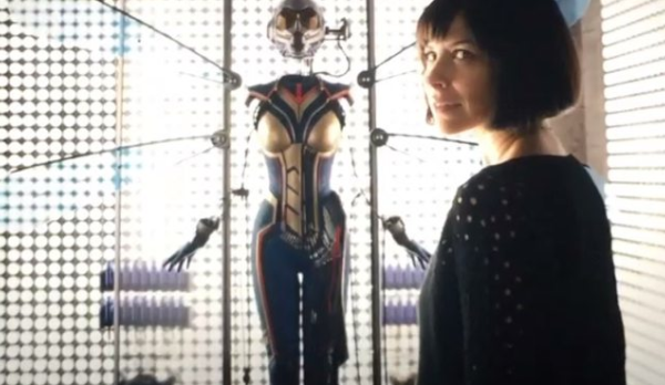 Ant-Man Post Credits Wasp