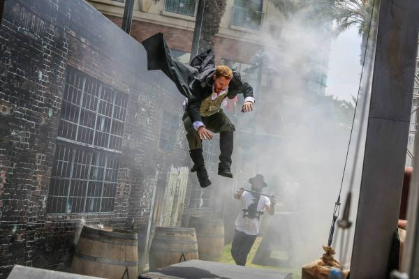 Assassins Creed Syndicate Experience 2015 SDCC