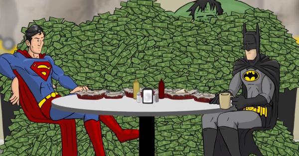 Avengers Money