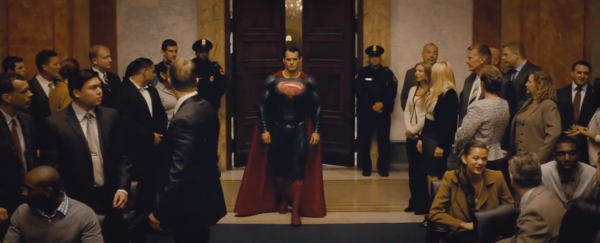 Batman v Superman trial