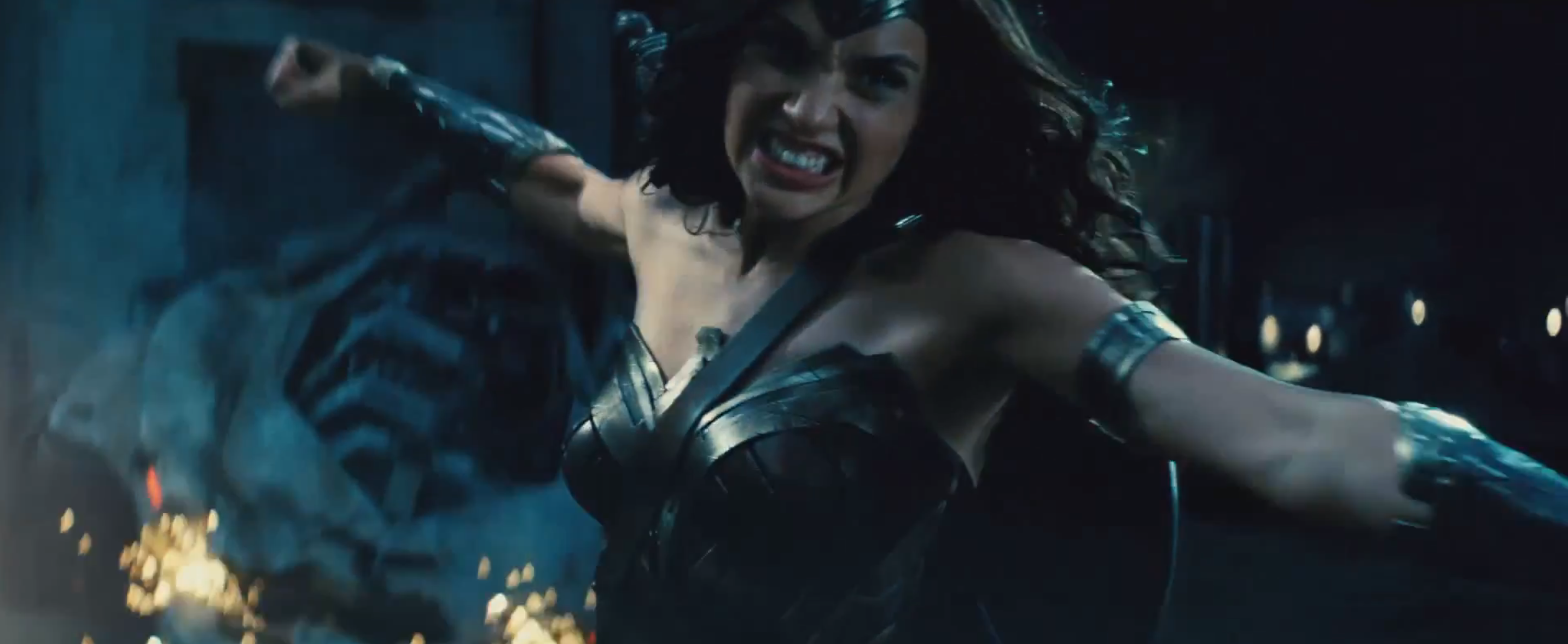 Batman V Superman Wonder Woman Gal Gadot 2 The
