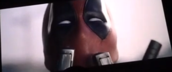 Deadpool Movie SDCC 2