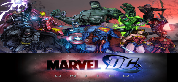 Marvel DC United End The Feud