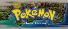 Pokemon Kanto Johto War
