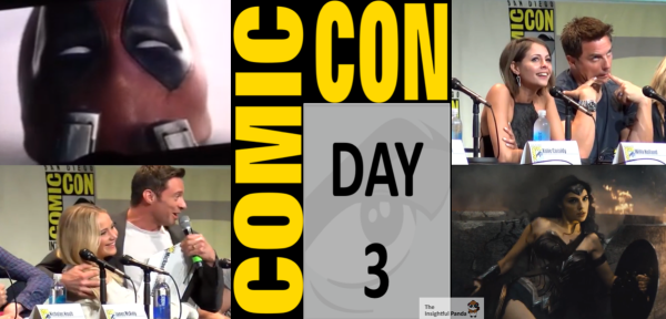 San Diego Comic Con Day 3 2015