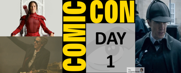 SDCC Highlights 2015 Day 1 Thursday