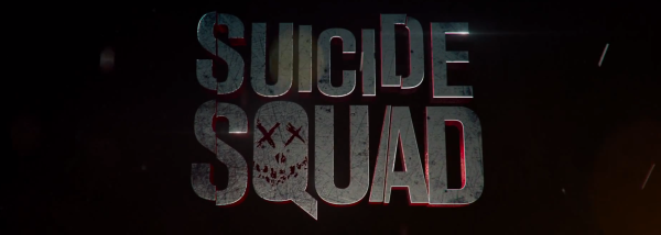 Suicide Squad Trailer Title