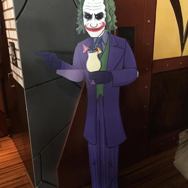 Villains Pub Joker SDCC 2015