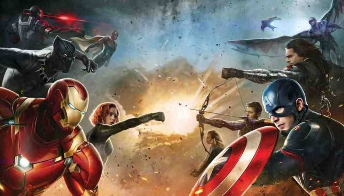 America Civil War Concept Art 3