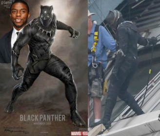Black Panther Costume 3