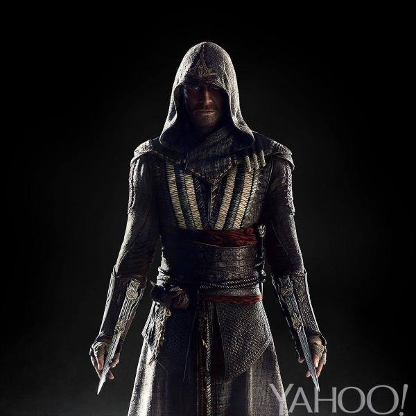 Callum Lynch Assassins Creed movie