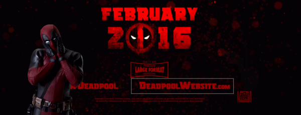 Deadpool Trailer Redband